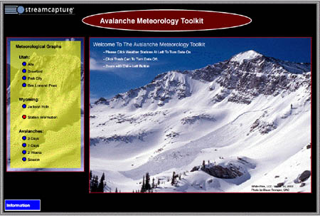 Avalanche Meteorology Toolkit, Figure 1