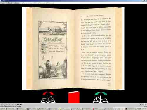 Digital Library Content Example.
