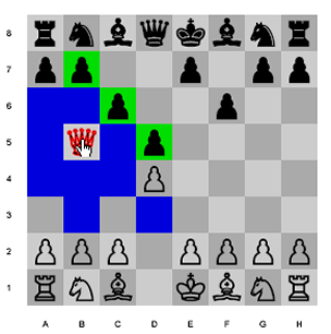 Figure 1: Playing chess with XML